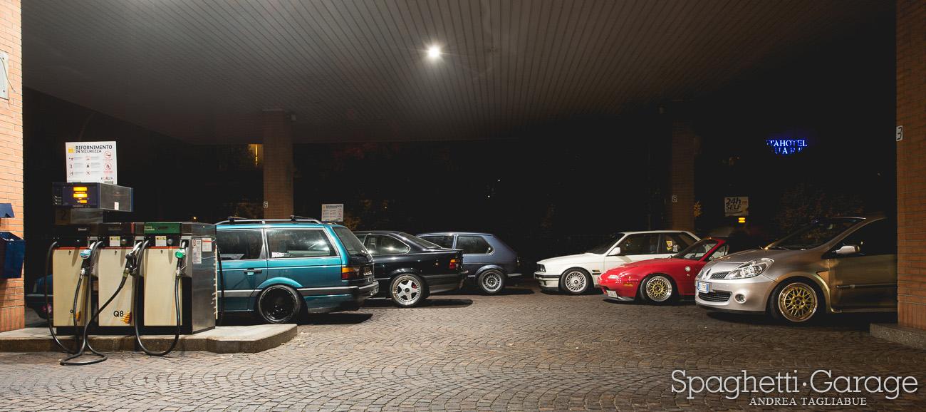 People spaghetti garage for Garage a persan
