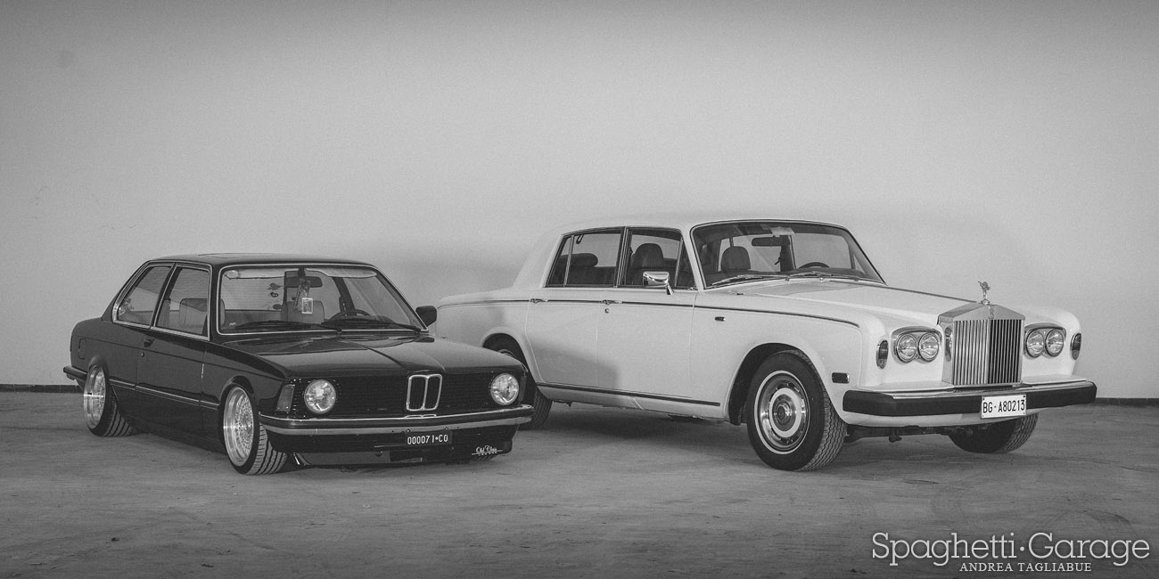 SpaghettiGarage_BMW_e21_Rolls_Royce