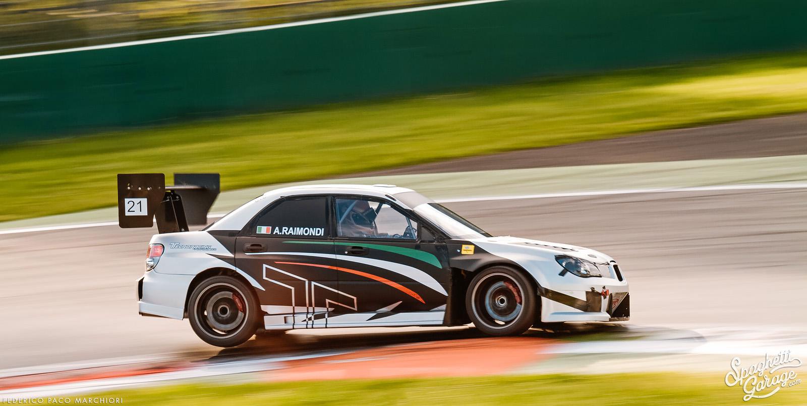 Subaru Impreza STI Spec C – Time Attack Italia 2016 Champion