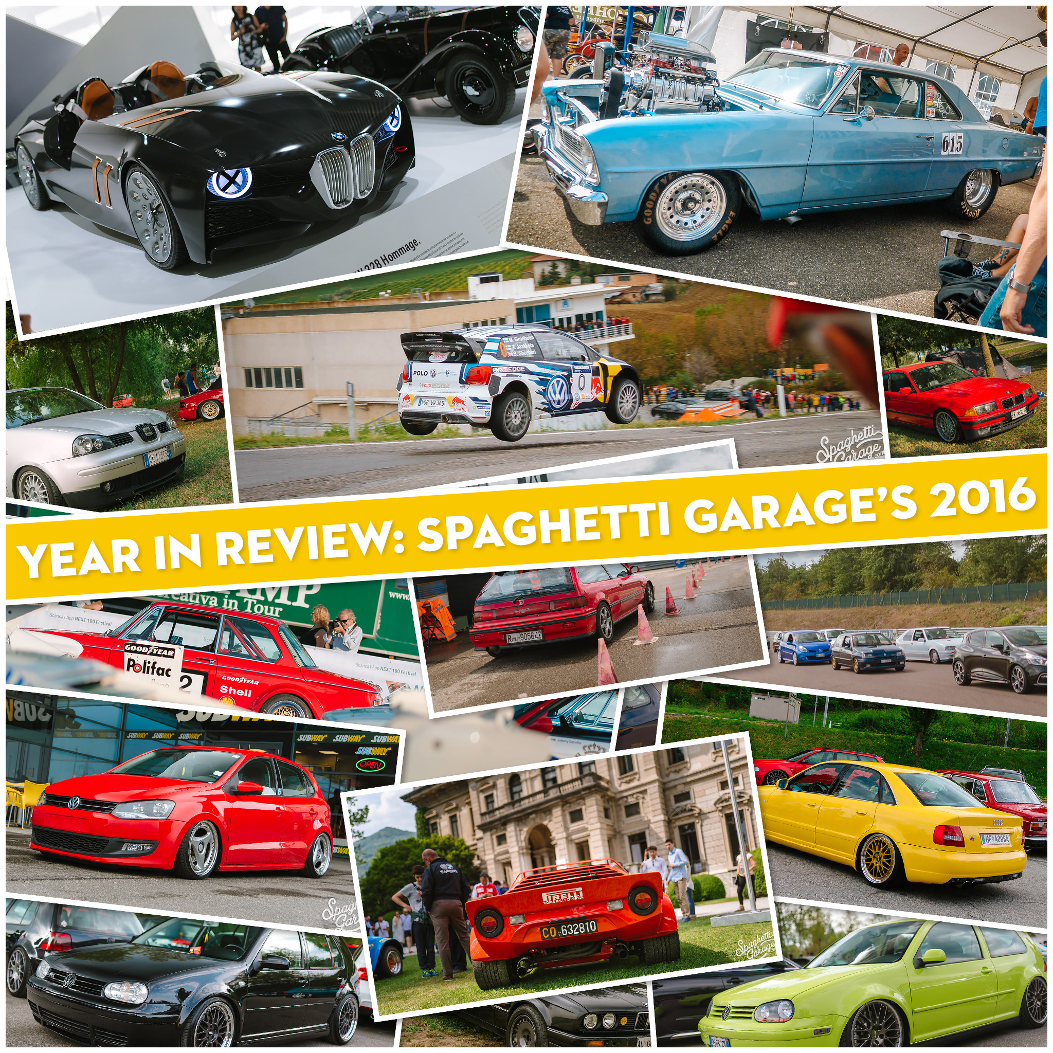 Year in review: Spaghetti Garage's 2016
