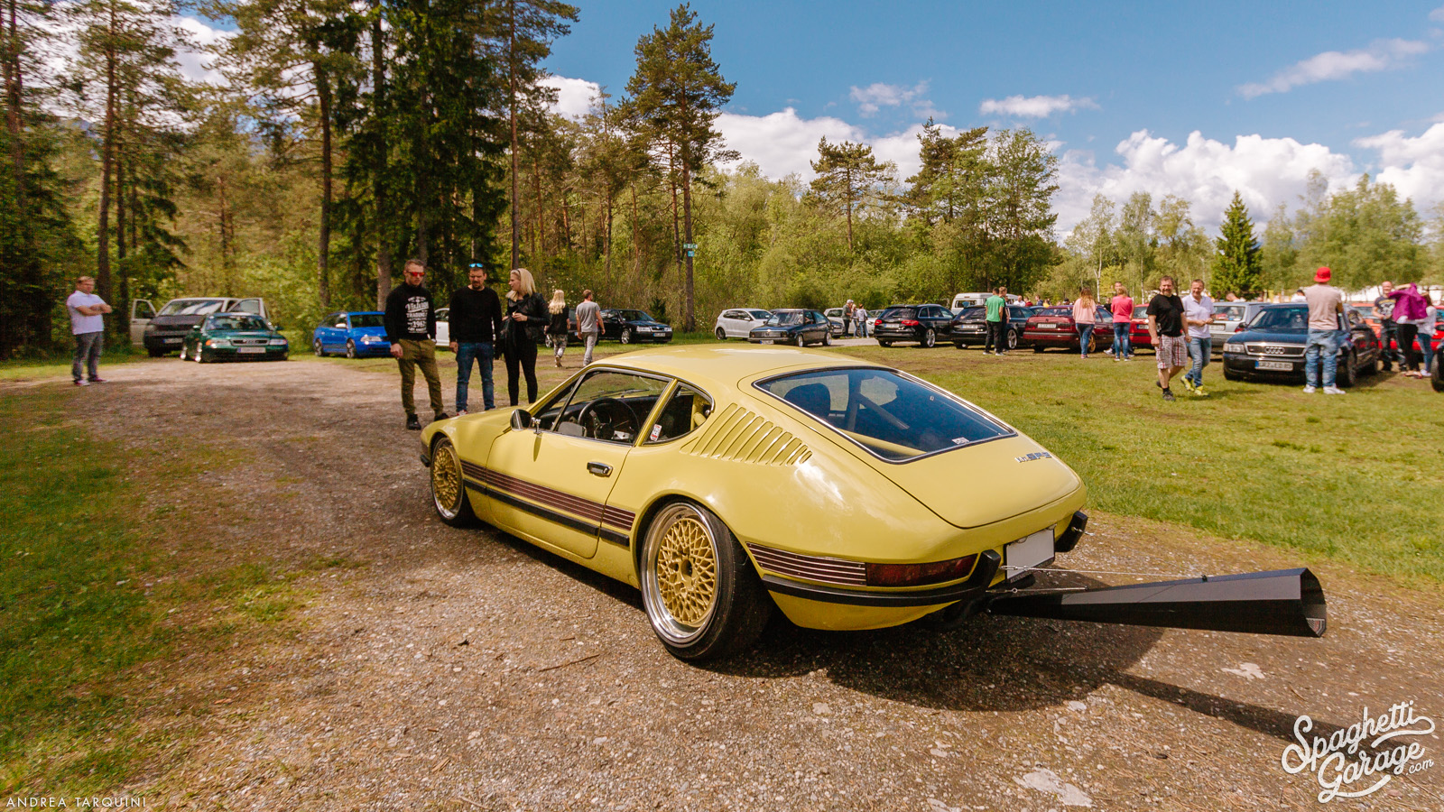 VW SP2 – From Amazon River to Wörthersee Lake